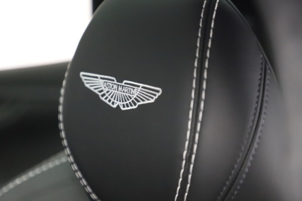 New 2021 Aston Martin DBX for sale $201,586 at Bentley Greenwich in Greenwich CT 06830 24