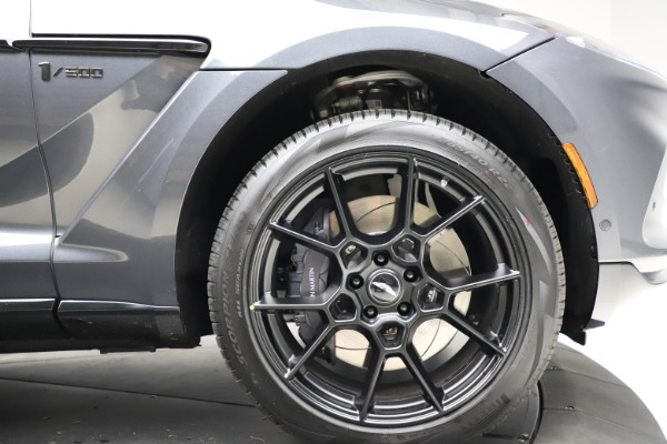 New 2021 Aston Martin DBX for sale $201,586 at Bentley Greenwich in Greenwich CT 06830 26