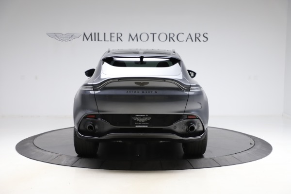 New 2021 Aston Martin DBX for sale $201,586 at Bentley Greenwich in Greenwich CT 06830 5
