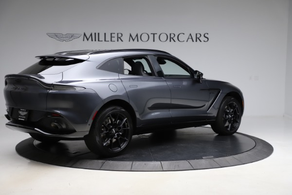 New 2021 Aston Martin DBX for sale $201,586 at Bentley Greenwich in Greenwich CT 06830 7