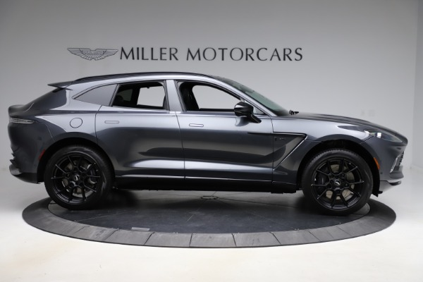 New 2021 Aston Martin DBX for sale $201,586 at Bentley Greenwich in Greenwich CT 06830 8