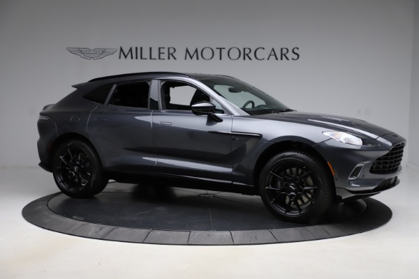 New 2021 Aston Martin DBX for sale $201,586 at Bentley Greenwich in Greenwich CT 06830 9