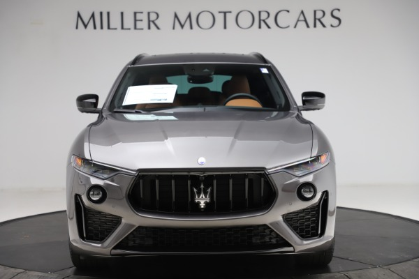 New 2021 Maserati Levante S Q4 GranSport for sale $108,235 at Bentley Greenwich in Greenwich CT 06830 12
