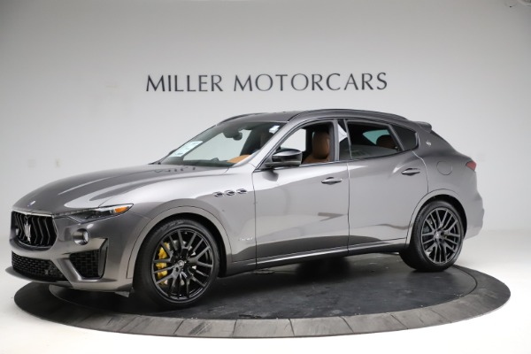 New 2021 Maserati Levante S Q4 GranSport for sale $108,235 at Bentley Greenwich in Greenwich CT 06830 2