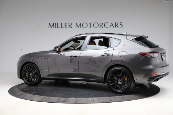 New 2021 Maserati Levante S Q4 GranSport for sale $108,235 at Bentley Greenwich in Greenwich CT 06830 4