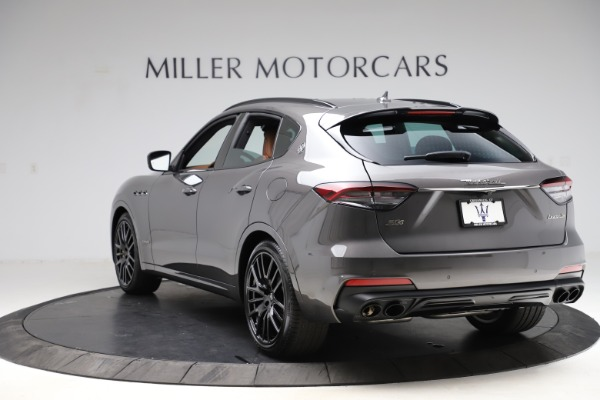 New 2021 Maserati Levante S Q4 GranSport for sale $108,235 at Bentley Greenwich in Greenwich CT 06830 5