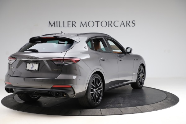 New 2021 Maserati Levante S Q4 GranSport for sale $108,235 at Bentley Greenwich in Greenwich CT 06830 7