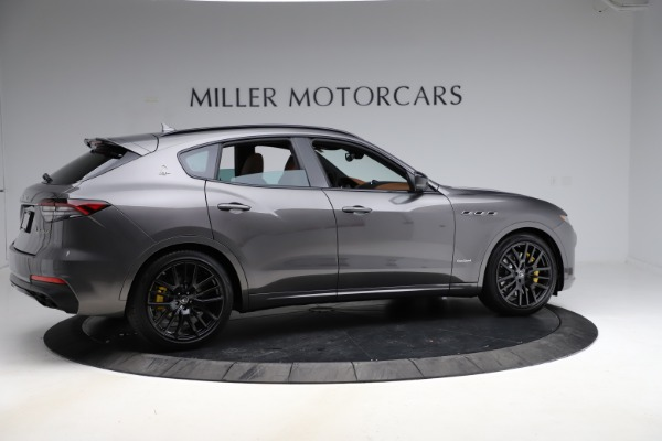 New 2021 Maserati Levante S Q4 GranSport for sale $108,235 at Bentley Greenwich in Greenwich CT 06830 8