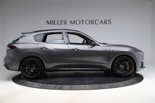 New 2021 Maserati Levante S Q4 GranSport for sale $108,235 at Bentley Greenwich in Greenwich CT 06830 9