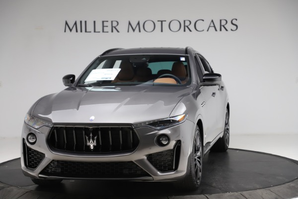 New 2021 Maserati Levante S Q4 GranSport for sale $108,235 at Bentley Greenwich in Greenwich CT 06830 1