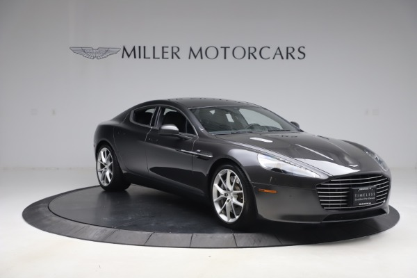 Used 2017 Aston Martin Rapide S Sedan for sale $135,900 at Bentley Greenwich in Greenwich CT 06830 10