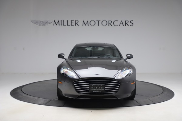 Used 2017 Aston Martin Rapide S Sedan for sale $135,900 at Bentley Greenwich in Greenwich CT 06830 11