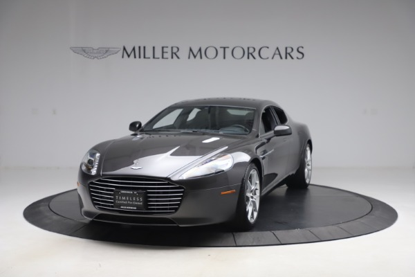 Used 2017 Aston Martin Rapide S Sedan for sale $135,900 at Bentley Greenwich in Greenwich CT 06830 12
