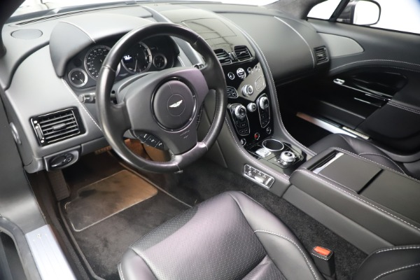 Used 2017 Aston Martin Rapide S Sedan for sale $135,900 at Bentley Greenwich in Greenwich CT 06830 13