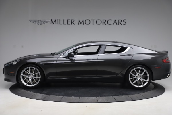 Used 2017 Aston Martin Rapide S Sedan for sale $135,900 at Bentley Greenwich in Greenwich CT 06830 2