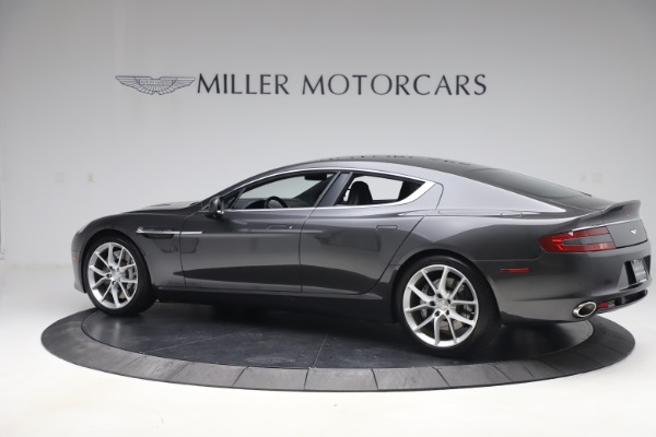 Used 2017 Aston Martin Rapide S Sedan for sale $135,900 at Bentley Greenwich in Greenwich CT 06830 3