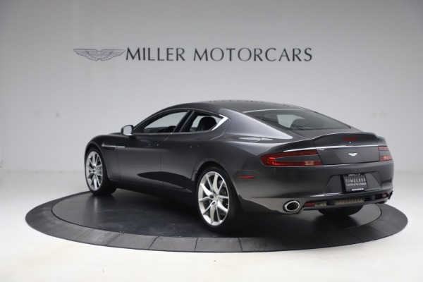 Used 2017 Aston Martin Rapide S Sedan for sale $135,900 at Bentley Greenwich in Greenwich CT 06830 4