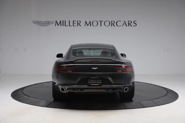 Used 2017 Aston Martin Rapide S Sedan for sale $135,900 at Bentley Greenwich in Greenwich CT 06830 5