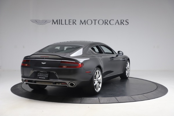 Used 2017 Aston Martin Rapide S Sedan for sale $135,900 at Bentley Greenwich in Greenwich CT 06830 6