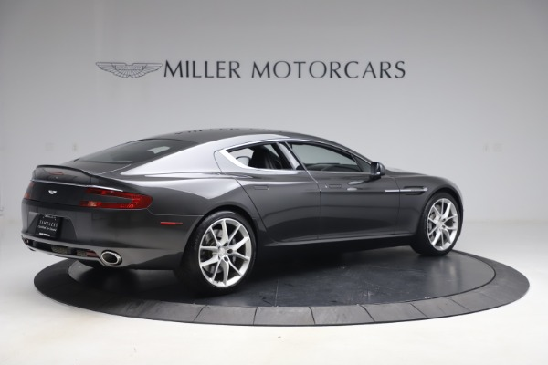 Used 2017 Aston Martin Rapide S Sedan for sale $135,900 at Bentley Greenwich in Greenwich CT 06830 7