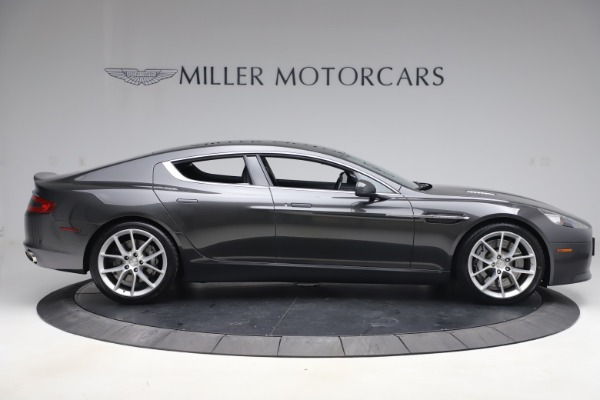 Used 2017 Aston Martin Rapide S Sedan for sale $135,900 at Bentley Greenwich in Greenwich CT 06830 8