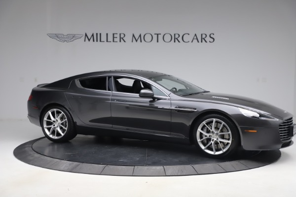 Used 2017 Aston Martin Rapide S Sedan for sale $135,900 at Bentley Greenwich in Greenwich CT 06830 9
