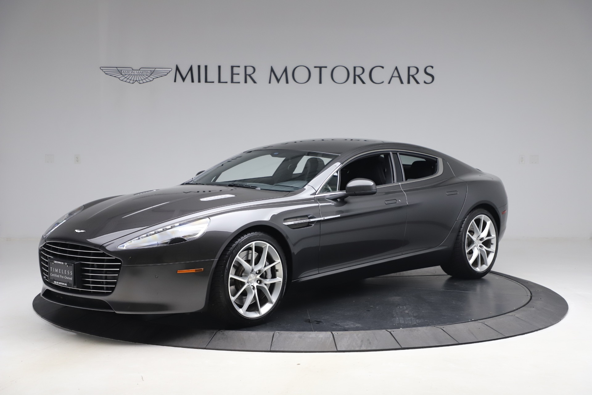 Used 2017 Aston Martin Rapide S Sedan for sale $135,900 at Bentley Greenwich in Greenwich CT 06830 1