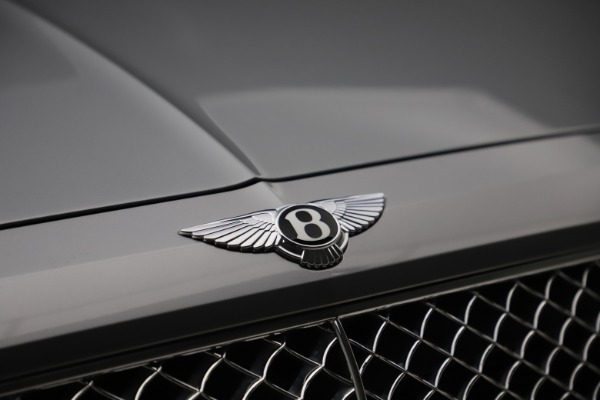 Used 2018 Bentley Bentayga W12 Signature for sale $154,900 at Bentley Greenwich in Greenwich CT 06830 15