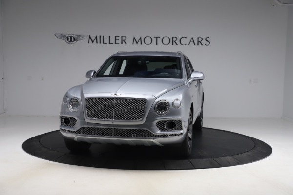 Used 2018 Bentley Bentayga W12 Signature for sale $154,900 at Bentley Greenwich in Greenwich CT 06830 2