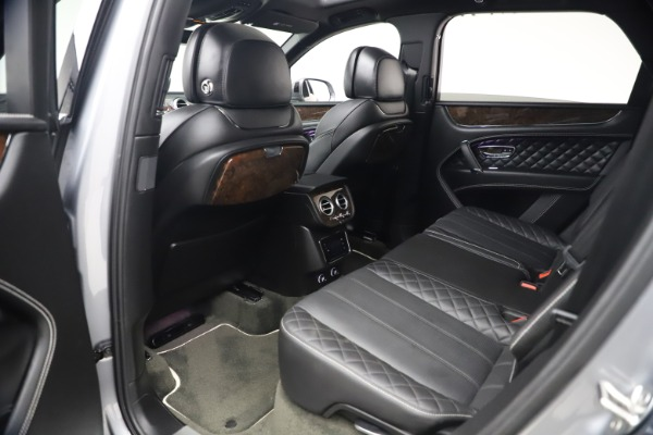 Used 2018 Bentley Bentayga W12 Signature for sale $154,900 at Bentley Greenwich in Greenwich CT 06830 22