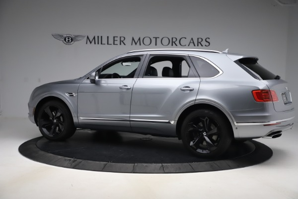 Used 2018 Bentley Bentayga W12 Signature for sale $154,900 at Bentley Greenwich in Greenwich CT 06830 4