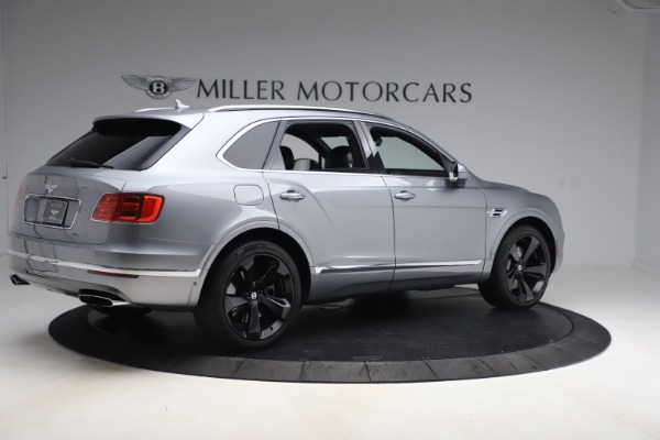 Used 2018 Bentley Bentayga W12 Signature for sale $154,900 at Bentley Greenwich in Greenwich CT 06830 9
