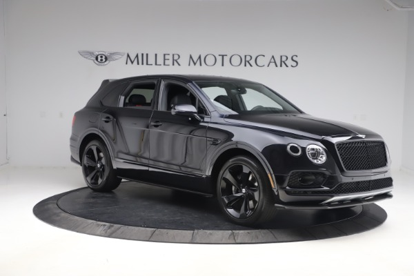 Used 2018 Bentley Bentayga Black Edition for sale $169,900 at Bentley Greenwich in Greenwich CT 06830 11