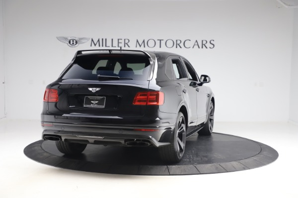 Used 2018 Bentley Bentayga Black Edition for sale $169,900 at Bentley Greenwich in Greenwich CT 06830 7