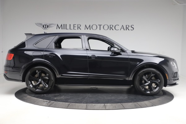 Used 2018 Bentley Bentayga Black Edition for sale $169,900 at Bentley Greenwich in Greenwich CT 06830 9
