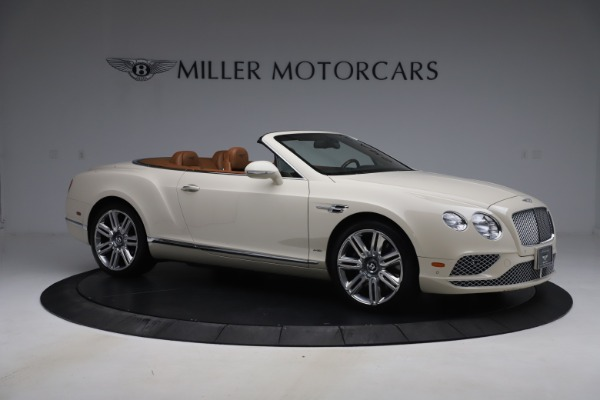Used 2017 Bentley Continental GT W12 for sale $159,900 at Bentley Greenwich in Greenwich CT 06830 10