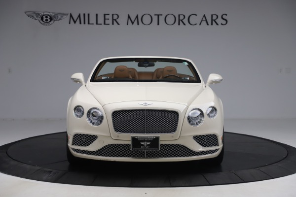 Used 2017 Bentley Continental GT W12 for sale $159,900 at Bentley Greenwich in Greenwich CT 06830 12