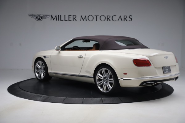 Used 2017 Bentley Continental GT W12 for sale $159,900 at Bentley Greenwich in Greenwich CT 06830 15