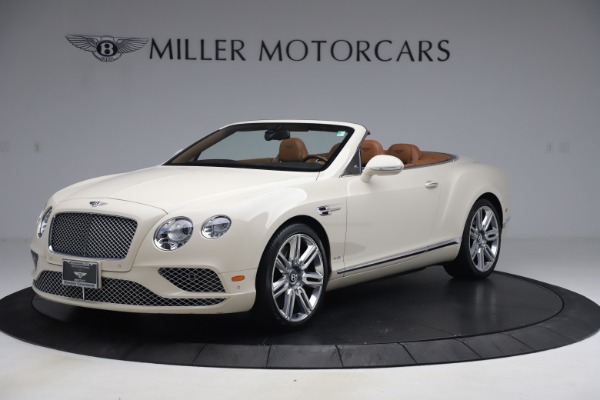 Used 2017 Bentley Continental GT W12 for sale $159,900 at Bentley Greenwich in Greenwich CT 06830 2