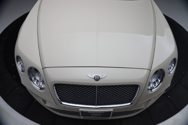 Used 2017 Bentley Continental GT W12 for sale $159,900 at Bentley Greenwich in Greenwich CT 06830 21