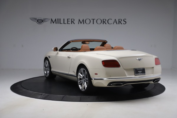 Used 2017 Bentley Continental GT W12 for sale $159,900 at Bentley Greenwich in Greenwich CT 06830 5