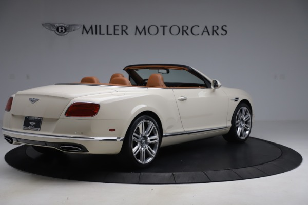 Used 2017 Bentley Continental GT W12 for sale $159,900 at Bentley Greenwich in Greenwich CT 06830 8