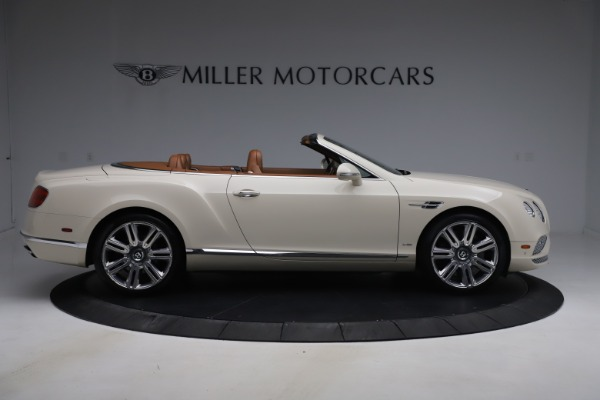 Used 2017 Bentley Continental GT W12 for sale $159,900 at Bentley Greenwich in Greenwich CT 06830 9