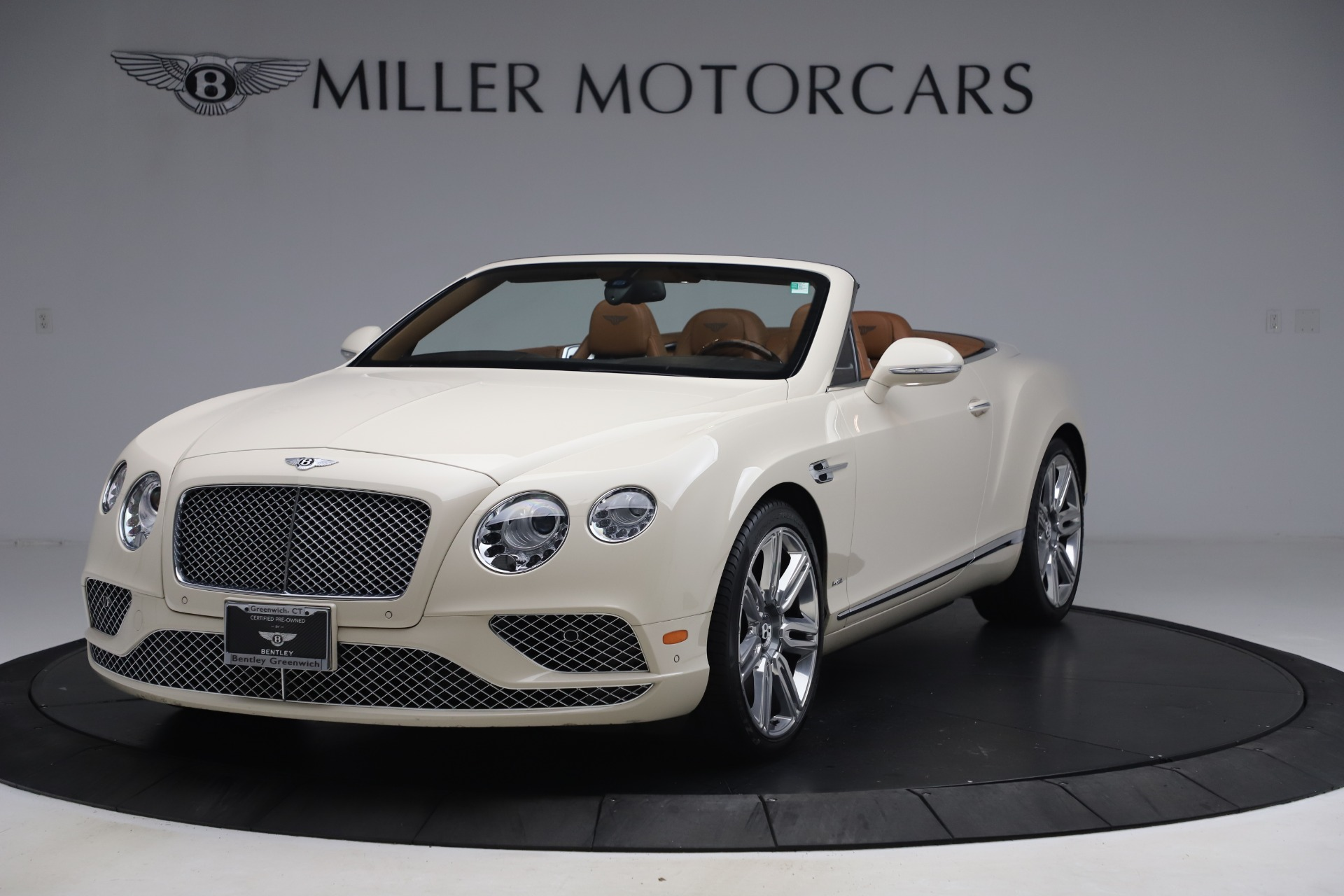 Used 2017 Bentley Continental GT W12 for sale $159,900 at Bentley Greenwich in Greenwich CT 06830 1