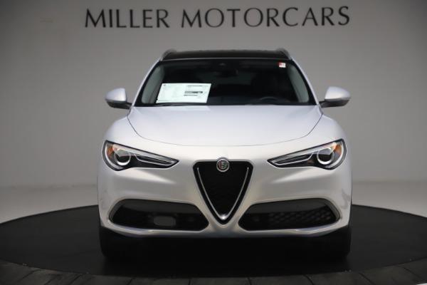 New 2020 Alfa Romeo Stelvio Q4 for sale Sold at Bentley Greenwich in Greenwich CT 06830 12