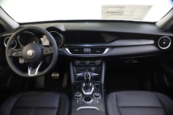 New 2020 Alfa Romeo Stelvio Q4 for sale Sold at Bentley Greenwich in Greenwich CT 06830 16