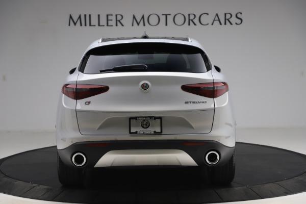 New 2020 Alfa Romeo Stelvio Q4 for sale Sold at Bentley Greenwich in Greenwich CT 06830 6
