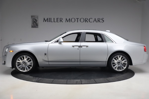 Used 2018 Rolls-Royce Ghost for sale $249,900 at Bentley Greenwich in Greenwich CT 06830 4