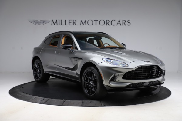 New 2021 Aston Martin DBX for sale $226,136 at Bentley Greenwich in Greenwich CT 06830 10