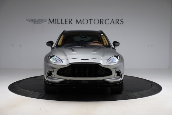 New 2021 Aston Martin DBX for sale $226,136 at Bentley Greenwich in Greenwich CT 06830 11